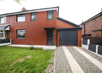 Thumbnail 3 bed semi-detached house for sale in Willow Road, Beech Hill, Wigan
