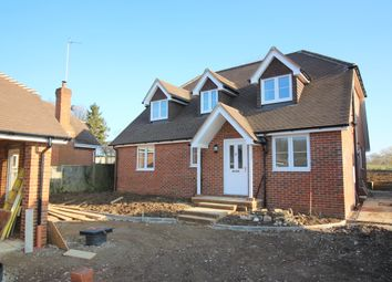 Thumbnail 4 bed detached house for sale in Winchester Road, Ropley, Alresford