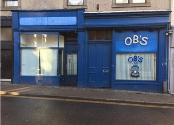 Thumbnail Restaurant/cafe for sale in 19-21 West Port, Arbroath, Angus