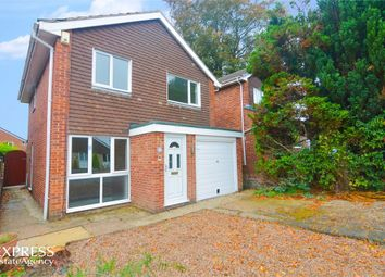 Thumbnail 3 bed detached house for sale in Upland Rise, Chesterfield, Derbyshire