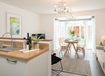 """Thumbnail 3 bed semi-detached house for sale in """"Greenwood"""" at South Road, Durham"""