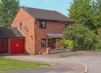 Thumbnail 2 bed semi-detached house for sale in Fallowfield Close, Hereford