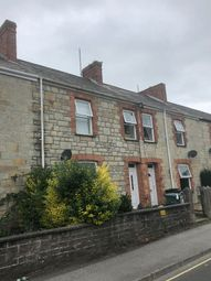 Thumbnail 3 bed terraced house to rent in Moorland Road, St. Austell