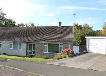 Thumbnail 2 bed detached bungalow for sale in Manor Fields, Bridport, Dorset