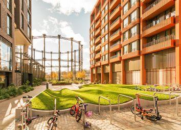 Thumbnail 1 bedroom flat for sale in Freshwater Apartments, Plimsol Building, Kings Cross, London