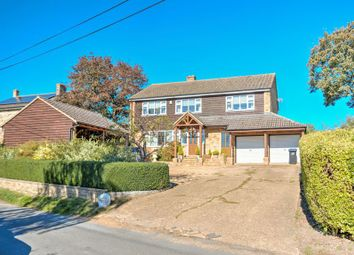 Thumbnail 5 bed detached house for sale in Station Road, Sutton, Ely