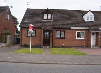 Thumbnail 2 bed semi-detached bungalow for sale in Camp Hill Road, Nuneaton