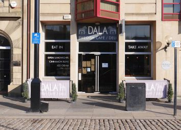 Thumbnail Commercial property for sale in Dala Swedish Cafe, 31 Quayside, Newcastle Upon Tyne