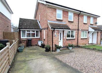 3 bed semi-detached house for sale in Burton Drive, Needham Market, Ipswich IP6