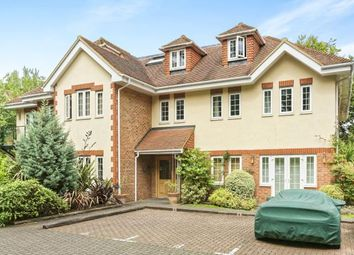 Thumbnail 2 bed flat for sale in Woodham, Surrey