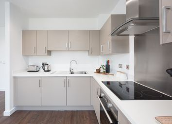 Thumbnail 3 bed flat to rent in Boyd Building, Frobisher Yard, London