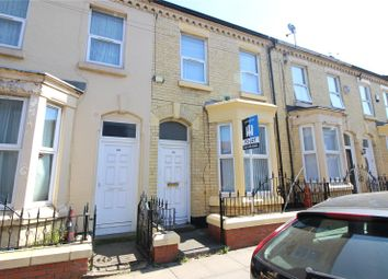 Thumbnail 3 bed terraced house to rent in Dinorwic Road, Liverpool, Merseyside