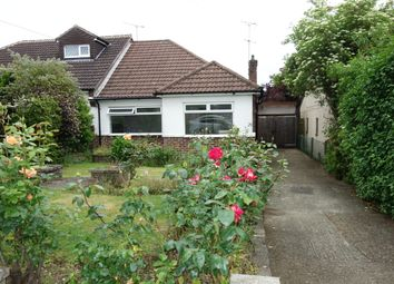 Thumbnail 3 bed semi-detached bungalow for sale in Field View Road, Potters Bar