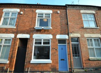 Thumbnail 2 bed terraced house for sale in Seymour Road, Leicester