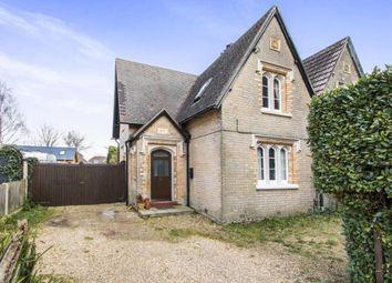 Thumbnail 2 bedroom semi-detached house for sale in Hamworthy, Poole, Dorset
