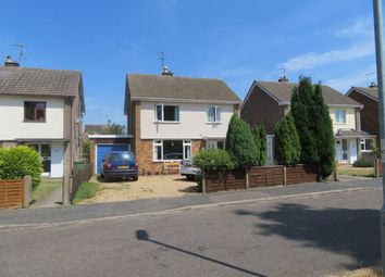 Thumbnail 3 bed property for sale in Saxon Road, Whittlesey, Peterborough