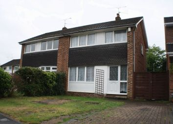 Thumbnail 3 bedroom semi-detached house for sale in Sycamore Close, Woodley, Reading