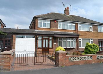 Thumbnail 3 bed semi-detached house for sale in Moorside Road, Werrington, Stoke-On-Trent
