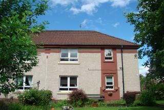 Thumbnail 2 bed flat to rent in Glasgow Road, Glasgow
