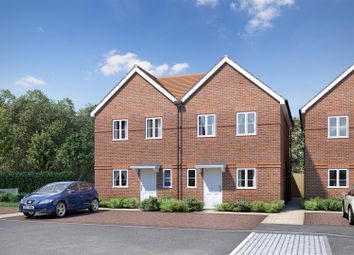 Thumbnail 2 bed semi-detached house for sale in Greenleaf Gardens, Polegate