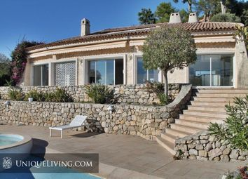 Thumbnail 8 bed villa for sale in Cagnes Sur Mer, Vence, French Riviera
