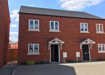 Thumbnail 3 bed property to rent in Coltman Drive, Loughborough
