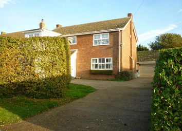 Thumbnail 4 bed property to rent in Church Road, Newton, Sudbury
