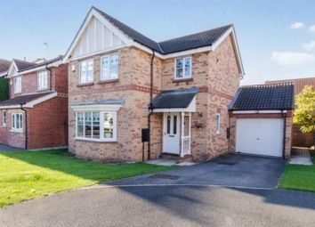 Thumbnail 3 bed detached house for sale in Coxley Court, Rossington, Doncaster