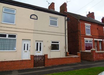 Thumbnail 3 bed semi-detached house to rent in Wire Lane, Newton, Alfreton