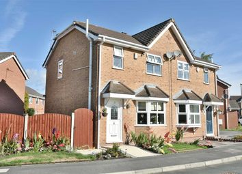 Thumbnail 3 bedroom semi-detached house for sale in Stavesacre, Leigh