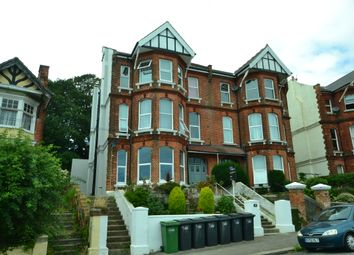 Thumbnail 1 bed flat to rent in Linton Road, Hastings
