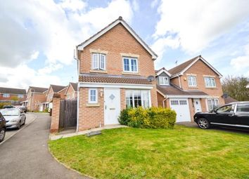 Thumbnail 3 bed detached house for sale in Wilkie Road, Wellingborough, Northamptonshire, England