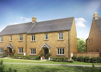 Thumbnail 3 bed semi-detached house for sale in Sibford Road, Hook Norton, Banbury, Oxfordshire