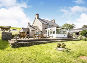 Thumbnail 3 bed detached house for sale in Cerrigydrudion, Corwen, Denbighshire, Northwales