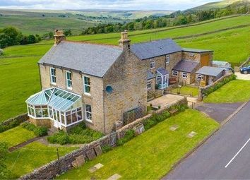 Thumbnail 6 bed detached house for sale in Carrshield, Northumberland