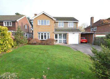 Thumbnail 4 bed detached house for sale in Delville Avenue, Keyworth, Nottingham