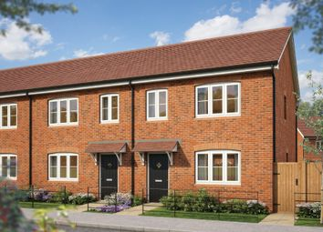"Thumbnail 3 bed terraced house for sale in ""The Hazel"" at Silverwoods Way, Kidderminster"