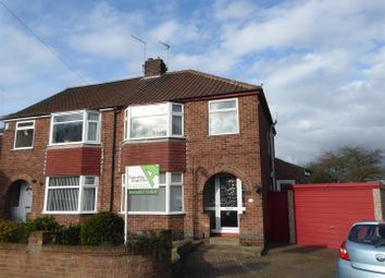 Thumbnail 3 bed semi-detached house for sale in Howe Hill Close, York