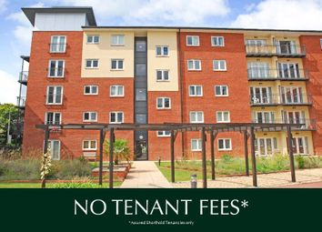 Thumbnail 2 bed flat to rent in New North Road, Exeter, Devon