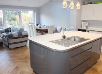 Thumbnail 4 bed semi-detached house for sale in Blenheim Close, Upminster