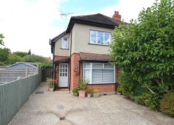 Thumbnail 3 bed semi-detached house for sale in Keble Road, Maidenhead