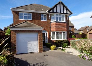 Thumbnail 4 bed detached house for sale in Hornbeam Avenue, Bexhill On Sea