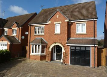 Thumbnail 4 bedroom detached house to rent in The Spinney, Grange Park, Northampton