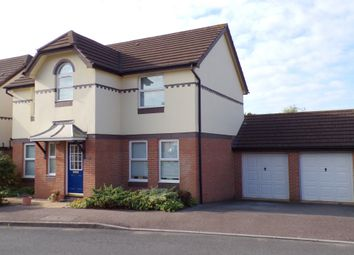 St. Briac Way, Exmouth, Devon EX8. 4 bed detached house