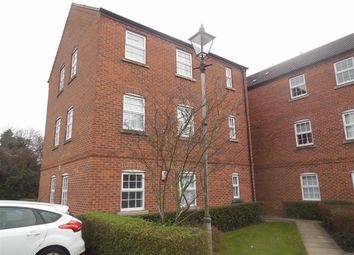 Thumbnail 2 bed flat for sale in Herons Court, Whitworth Avenue, Hinckley