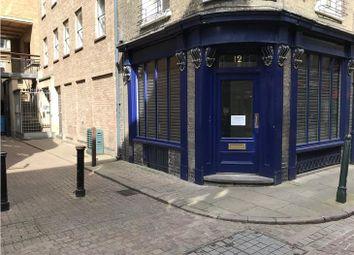 Thumbnail Retail premises to let in 12 Green Street, Cambridge