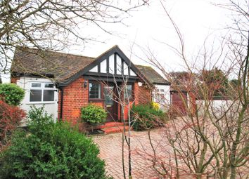 Thumbnail 3 bed detached bungalow for sale in Byron Road, Twyford, Reading