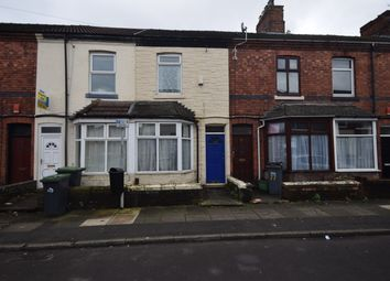 2 bed terraced house to rent in Newlands Street, Shelton, Stoke-On-Trent ST4