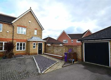 Thumbnail 2 bed terraced house to rent in The Beacons, Stevenage