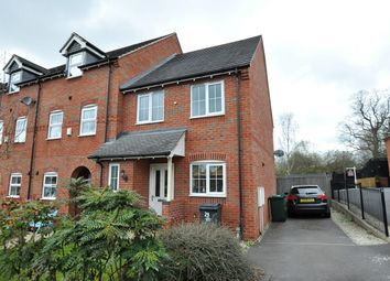 Thumbnail 3 bed end terrace house for sale in Manor School View, Overseal, Swadlincote